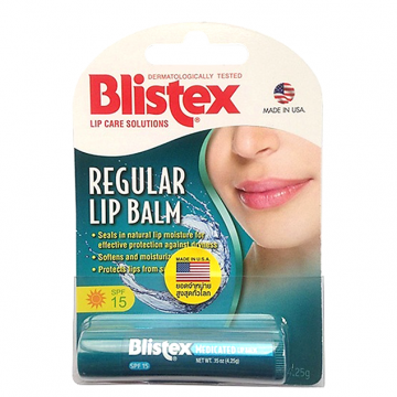 BLISTEX LIP CARE SOLUTIONS LIP BALM REGULAR 4.25 G.