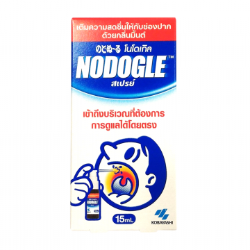 NODOGLE MOUTH SPRAY
