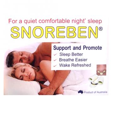 SNOREBEN  แก้อาการนอนกรน