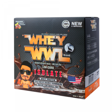WWL WHEY PROTEIN ISOLATE CHOCOLATE